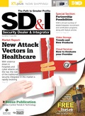 Cover July Issue of Security Dealer & Integrator