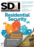 Cover June Issue of Security Dealer & Integrator