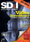 Cover March Issue of Security Dealer & Integrator